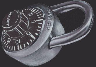 Metal, gray scale marker study