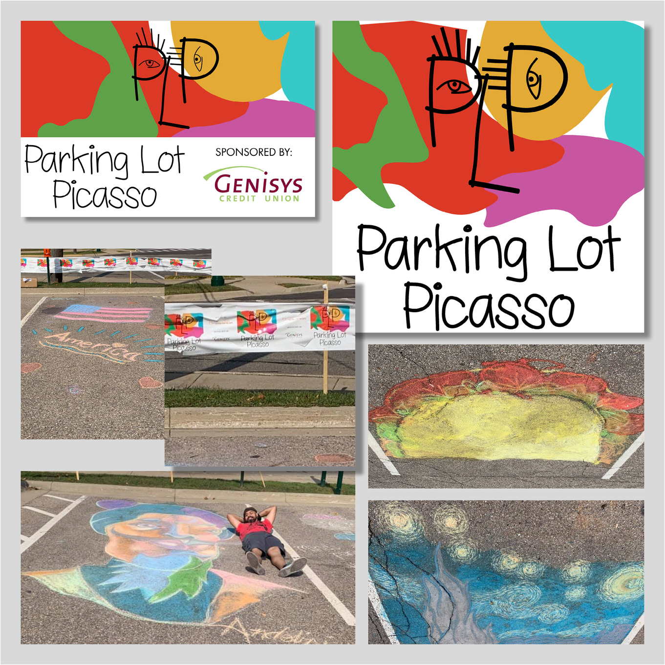 Parking Lot Picasso