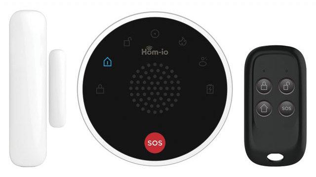 "KIT WiFi di Allarme SMART ""Omni Alarm""  HOM-iO"