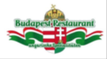 Budapest Restaurant Logo