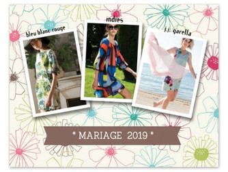 MARIAGE 2019