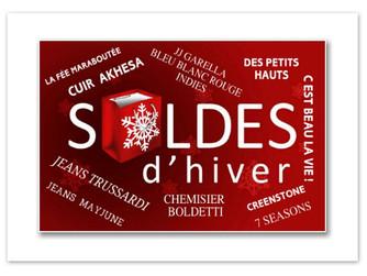 SOLDES D HIVER 2018