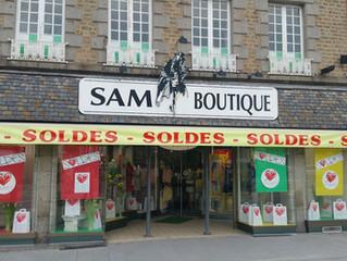 soldes ! soldes ! a sam boutique