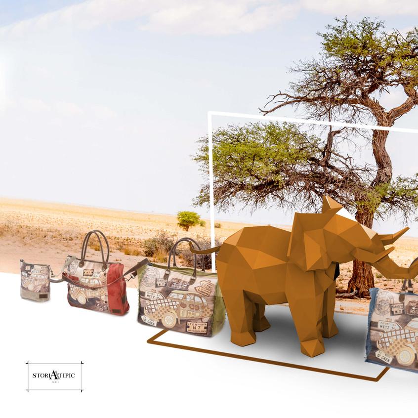 9-ELEPHANT-MAROQUINERIE
