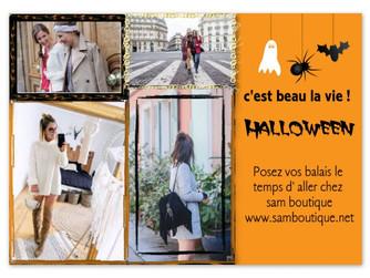 halloween c'est beau la vie !