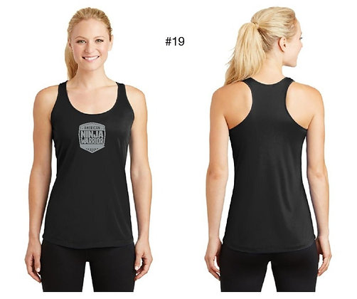 American Ninja Warrior Women's Tank top  (Black)