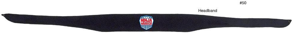American Ninja Warrior Head Band