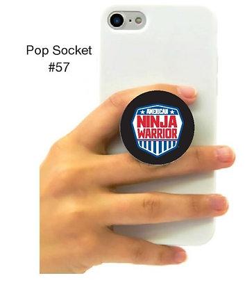 American Ninja Warrior Pop Socket