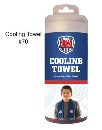American Ninja Warrior Cooling Towel