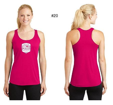 American Ninja Warrior Women's Tank top  (Pink)