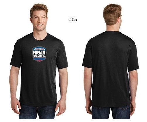 American Ninja Warrior Men's T-Shirt (Black)