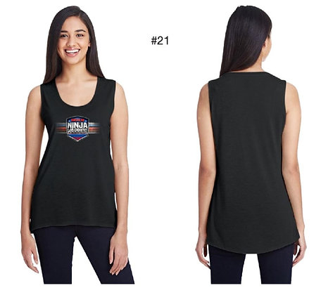 American Ninja Warrior Women's Tank top  (Dark Gray)
