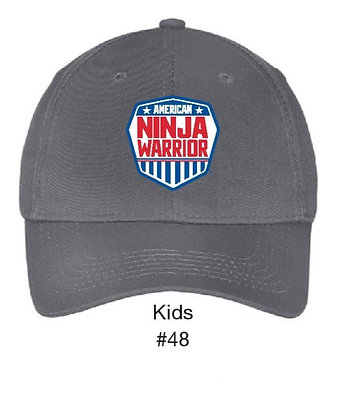Kids Bend Stile Hat Gray