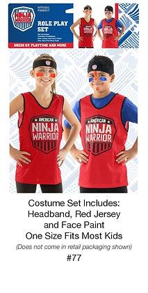 American Ninja Warrior Role Play Set