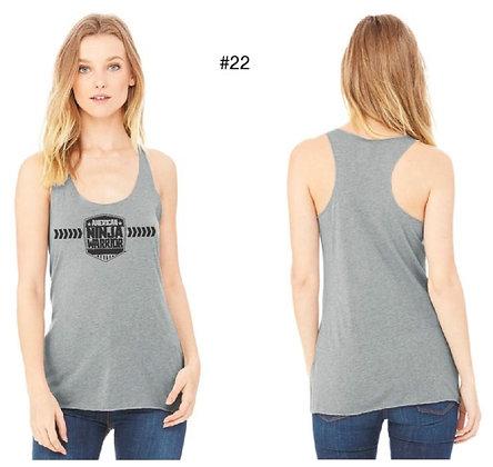 American Ninja Warrior Women's Tank top  (Light Gray)
