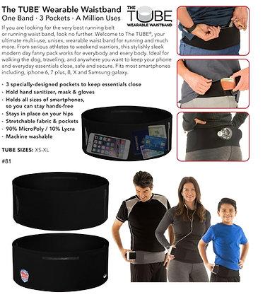American Ninja Warrior The TUBE (wearable waistband)