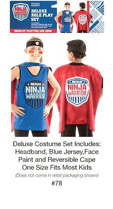 American Ninja Warrior Deluxe Role Play Set