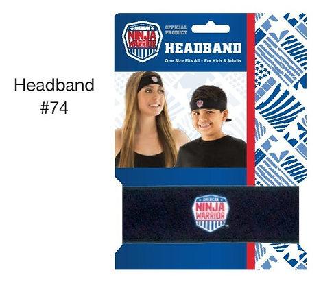 American Ninja Warrior Headband