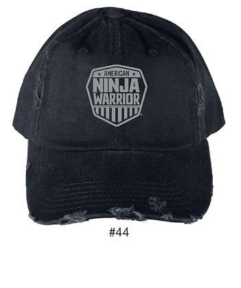 Jean Stile Hat Black