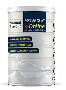 Metabolic Otein is a high concentrated source of pharmaceutical grade protein from Australia. It is a medical nutrition supplement suitable for providing extra protein to patient with increase protein needs and to anyone who are unable to achieve sufficient protein requirement with their normal diet.