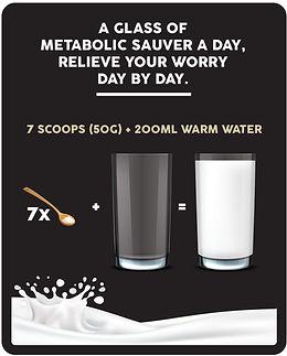 Metabolic Sauver