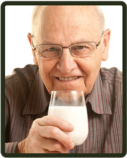 Metabolic Gosure is one of the best goat milk option for elderly as it's less allergic and easily absorp