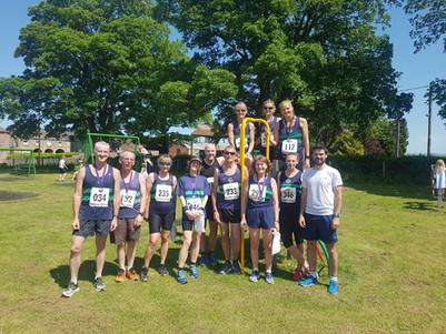 Team ERC @ Melmerby 2018
