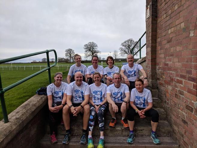 Team ERC after Thirsk 10 2018