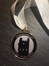 Cath Hardmoors 110 medal