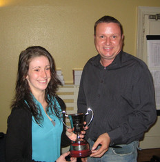 Steph George Becton winner 2014