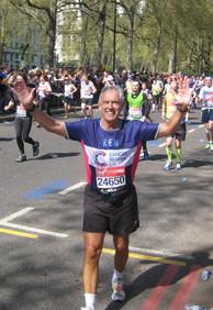 Ken London Marathon 2014