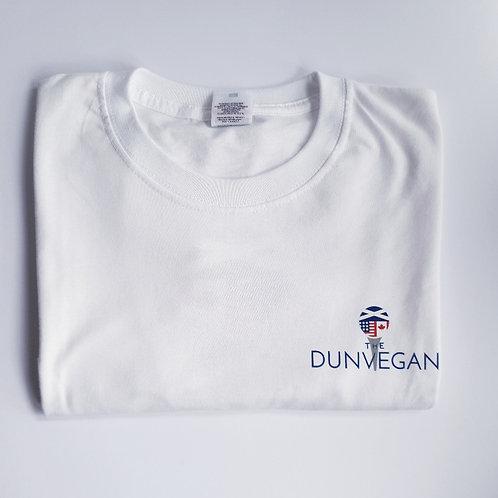 Dunvegan T Shirt - White
