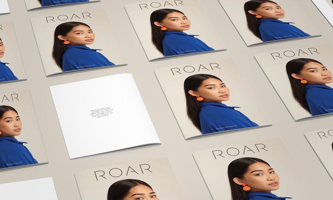 Roar Earrings