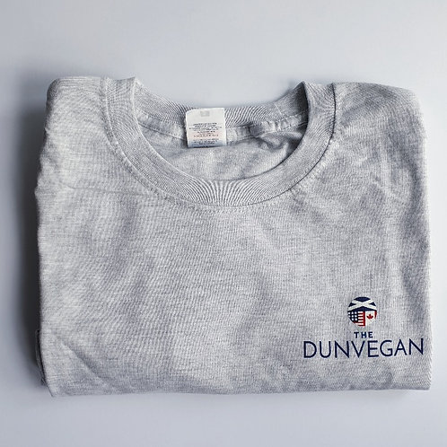 Dunvegan T Shirt - Grey