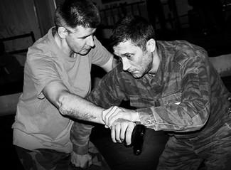 Н.И.Борисов и его школа боевого самбо