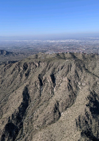South Mountain Topography #2