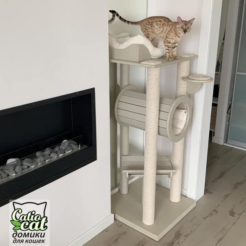 домик для кошки Catiocat