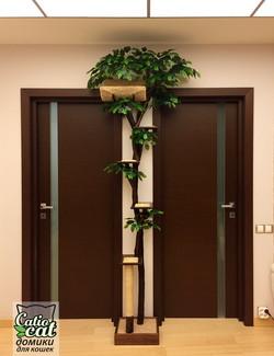 Высокое дерево для кошки Catio 4