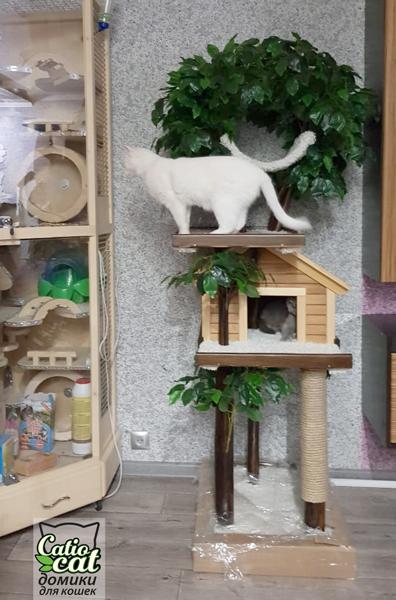 Дерево для кошки Catio 3, Валерия