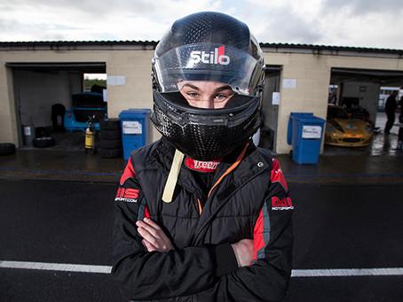 ALEX WINS SAFEisFAST.COM STILO F1 HELMET COMPETITION