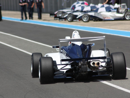 ALEX COMPLETES SUCCESSFUL FINAL FRENCH TEST