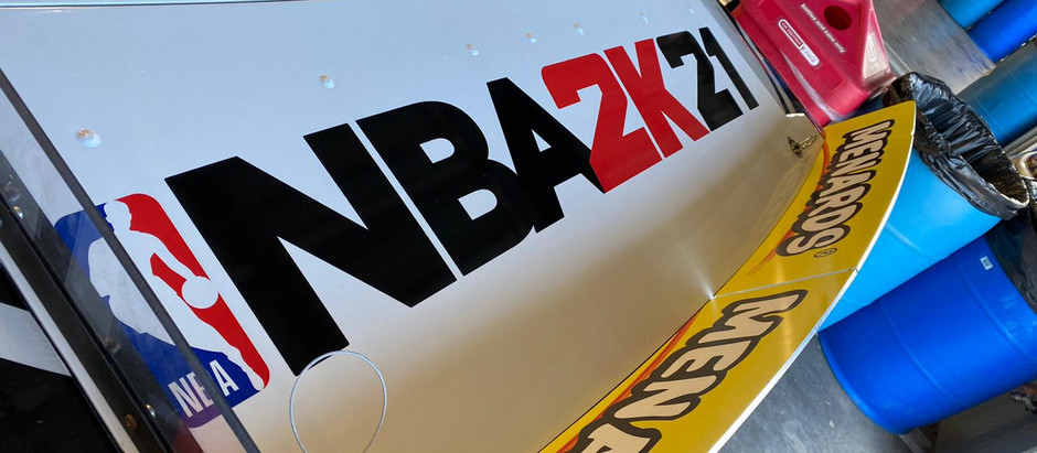 ALEX RETURNS FOR ARCA MENARDS SERIES DAYTONA TEST WITH NBA 2K 21