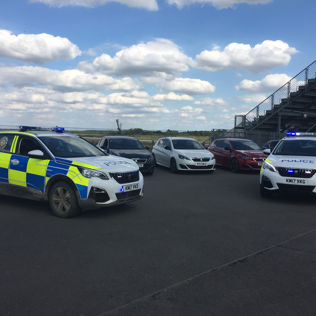 Peugeot Police