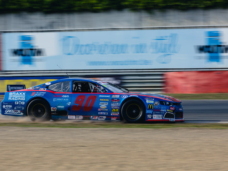 ALEX HEADS TO SPAIN FOR THE FIRST ROUND OF THE 2019 NASCAR WHELEN EURO SERIES