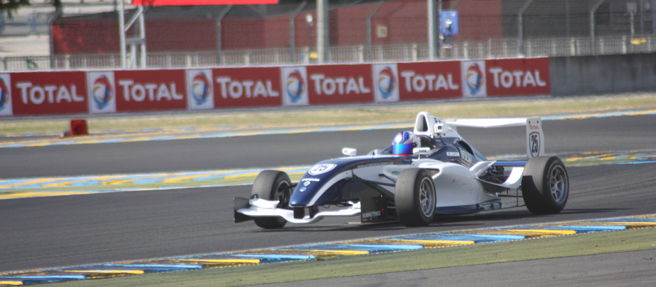 2015 FRENCH F4 CAMPAIGN KICKS OFF AT LE MANS