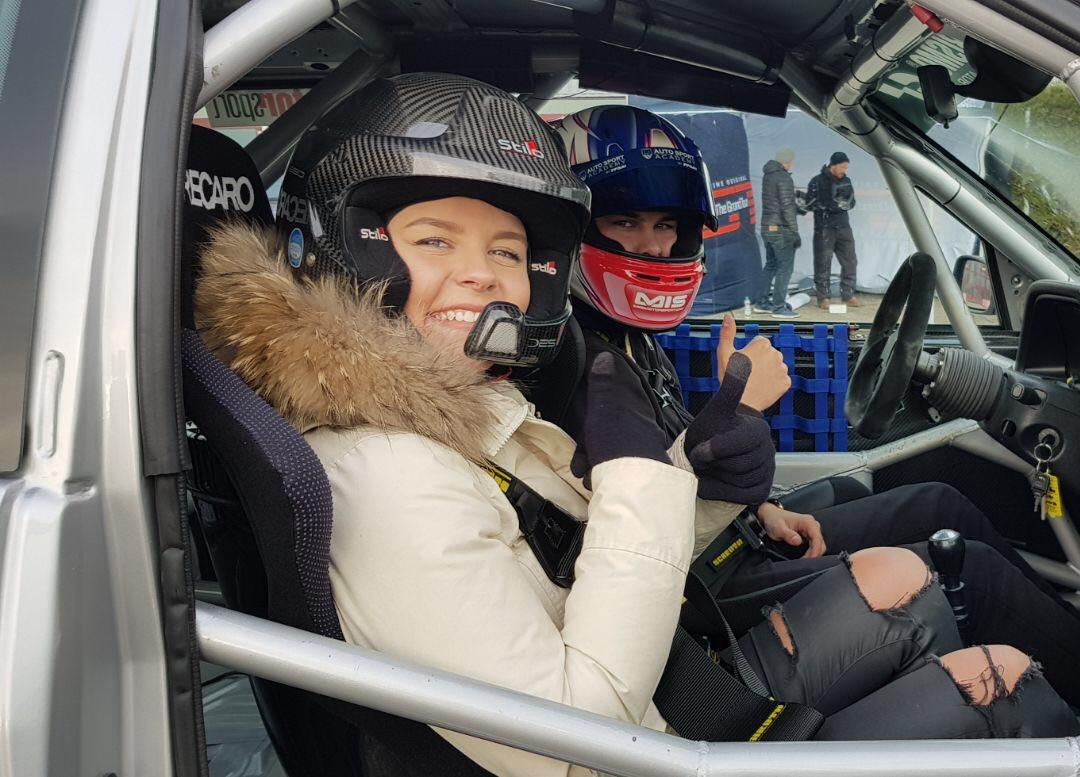 The Grand Tour Rally 2018