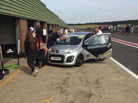 4 Hours around Snetterton in a C1