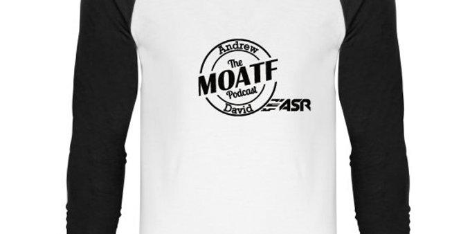 ASR X MOATF Long Sleeve Baseball T-Shirt