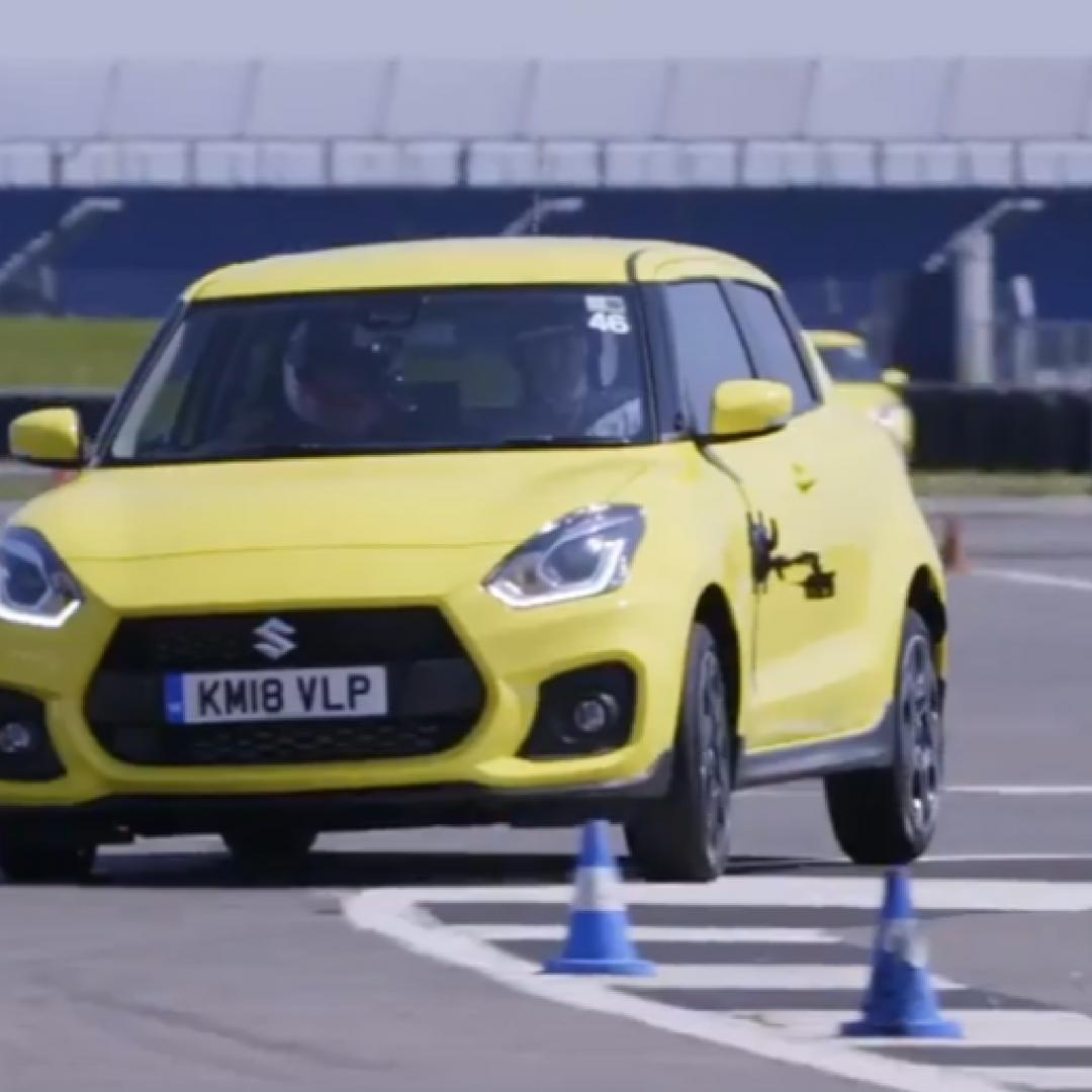 Suzuki Swift Sport Dealer Launch Silverstone