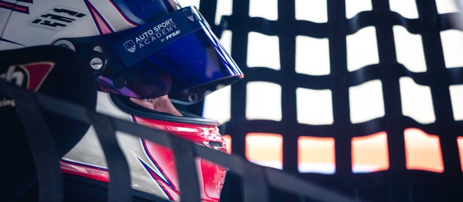 ALEX TO MAKE NASCAR RETURN IN ZOLDER